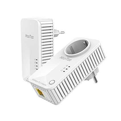 Hootoo Powerline Adapter Wlan Repeater Router Integrierte